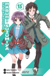 The Melancholy of Haruhi Suzumiya, Vol. 15 (Manga)