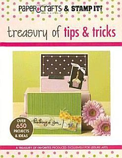 Treasury of Tips   Tricks Book