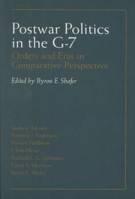 Postwar Politics in the G 7 PDF