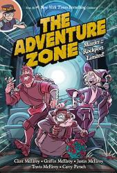 The Adventure Zone Murder On The Rockport Limited  PDF