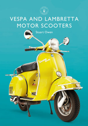 Vespa and Lambretta Motor Scooters