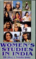Women s Studies in India PDF