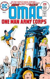 O.M.A.C. (1974-) #5
