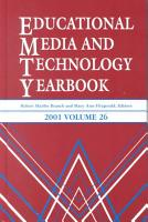 Educational Media and Technology Yearbook 2001 PDF