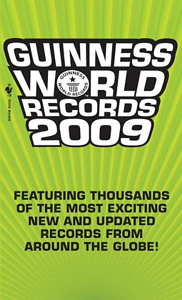 Download Guinness World Records 2009 Book