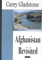 Afghanistan Revisited