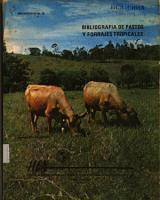 Bibliograf  a de pastos y forrajes tropicales PDF