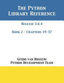 The Python Library Reference