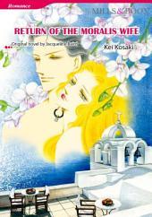 RETURN OF THE MORALIS WIFE: Mills & Boon Comics