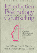 Introduction to Psychology and Counseling PDF