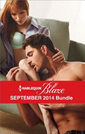Harlequin Blaze September 2014 Bundle: A SEAL's Fantasy\Behind Closed Doors\Cabin Fever\Stripped Down