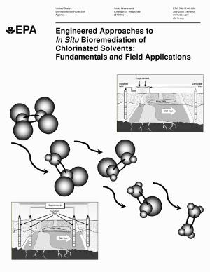 Engineered approaches to in situ bioremediation of chlorinated solvents fundamentals and field applications  PDF
