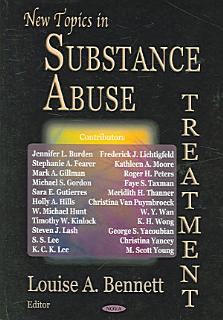 New Topics in Substance Abuse Treatment Book