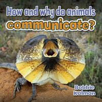 How and why do animals communicate  PDF
