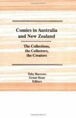 Comics in Australia and New Zealand