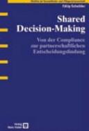Shared Decision Making PDF