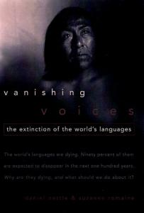 Vanishing Voices Book