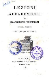 Lezioni accademiche di Evangelista Torricelli