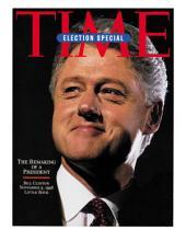 TIME Magazine Biography--Bill Clinton