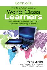 The Take-Action Guide to World Class Learners Book 1