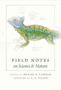 Field Notes on Science   Nature Book