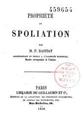 Propriété et spoliation