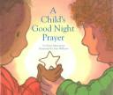 A Child s Good Night Prayer