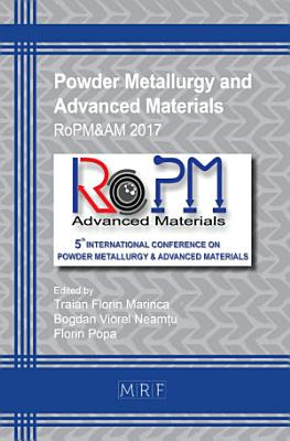 Powder Metallurgy and Advanced Materials