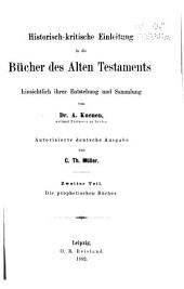 T. Die prophetischen Bücher