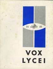 Vox Lycei 1964-1965