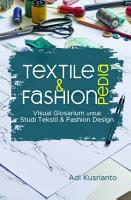 TextilePEDIA   FashionPEDIA PDF