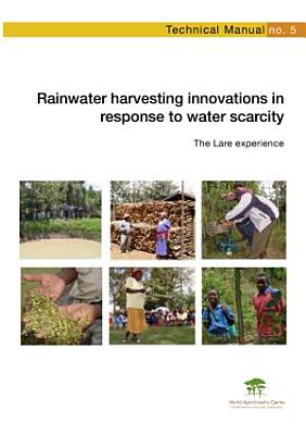 Rainwater Harvesting Innovations in Response to Water Scarcity PDF