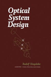 Optical System Design PDF