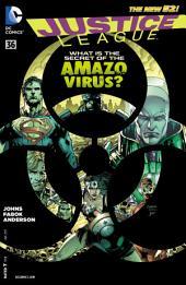 Justice League (2011-) #36