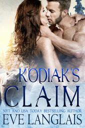 Kodiak's Claim: A Big Bear Romance