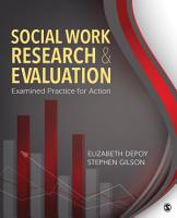 Social Work Research and Evaluation PDF