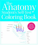 The Anatomy Student s Self Test Colouring Book