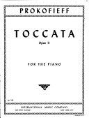 Toccata  opus 11 PDF