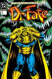 Doctor Fate (1988-) #4