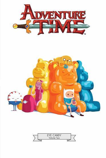 Adventure Time  Eye Candy PDF