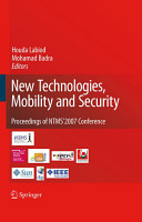 New Technologies  Mobility and Security PDF