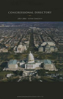 Official Congressional Directory 2013 2014