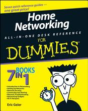Home Networking All in One Desk Reference For Dummies PDF