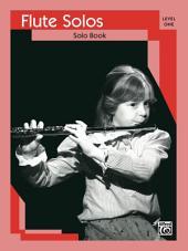 Flute Solos, Level 1: Flute Part