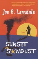 Sunset and Sawdust PDF