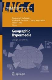 Geographic Hypermedia: Concepts and Systems