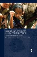 Diminishing Conflicts in Asia and the Pacific PDF