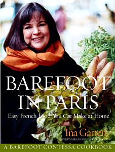 Barefoot in Paris Book