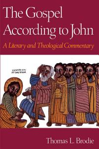 The Gospel According to John Book