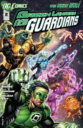 Green Lantern: New Guardians (2011-) #2